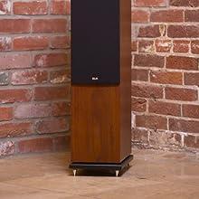 Sleek Quincy Floor Standing Speaker