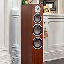 KLH Kendall Speaker with faceplate removed