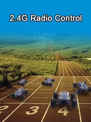 2.4G Remote Control