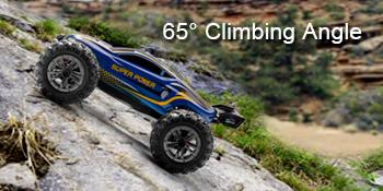 Climbing Angle