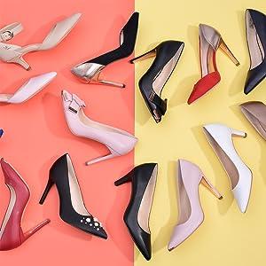 high heels for women