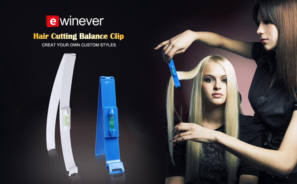 Amazon Ewinever 1 Pcs Hair Cutting Kit Clip Trim Bang Cut Diy