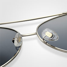 d7061f5e92c Amazon.com  BLUEKIKI YEUX Aviator Women Sunglasses Polarized Fashion ...