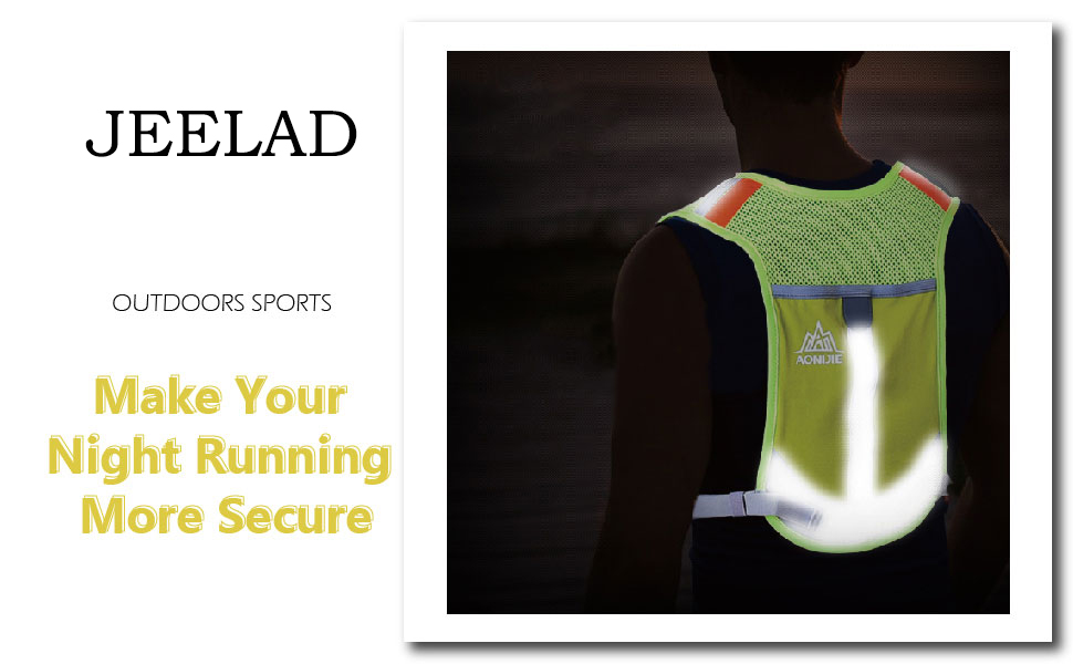 Professional Light Weighted Reflective Vest. Perfect for running ,outdoor cycling, cross-country race and marathoner race.