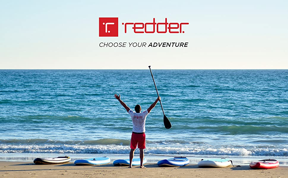 Amazon.com : redder Inflatable Stand Up Paddle Board (4.75 ...