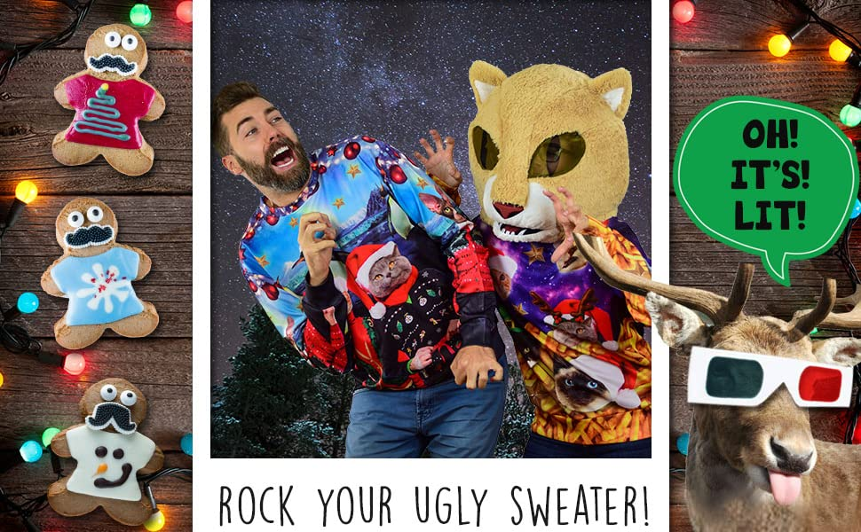 Funny Ugly Sweater