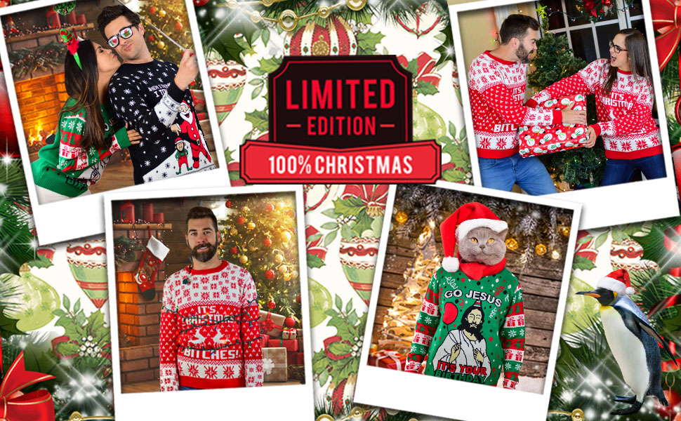 christmas ugly Christmas