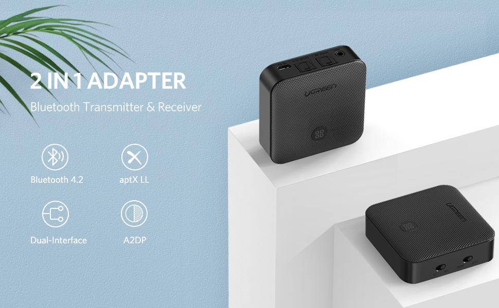 Ugreen Bluetooth Transmitter Receiver