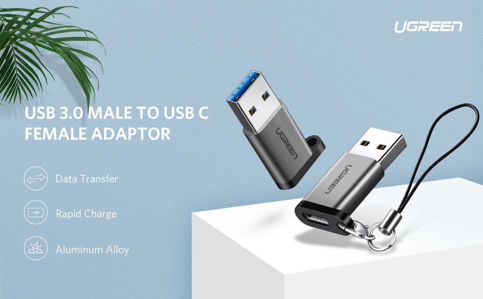 USB to USB C Adapter