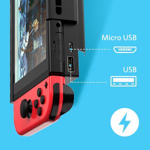 rechargeable external battery case