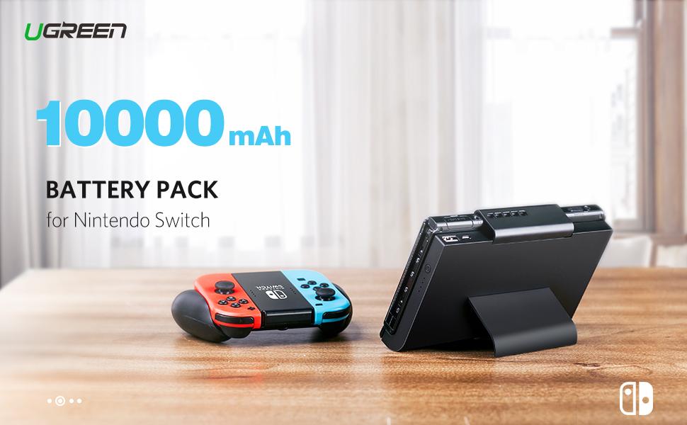 Amazon.com: UGREEN - Cargador de batería para Nintendo ...