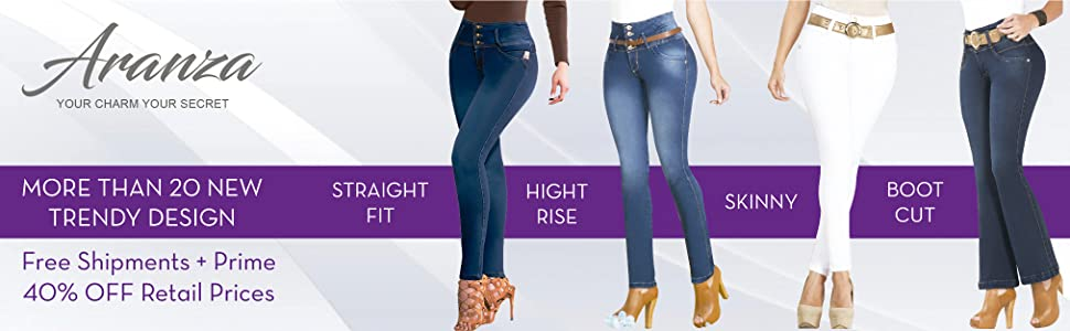 51039aa8cbf But Lifting Jeans But Lifter Jeans Stretch Colombian Jeans Pantalones  Colombianos Levanta Cola