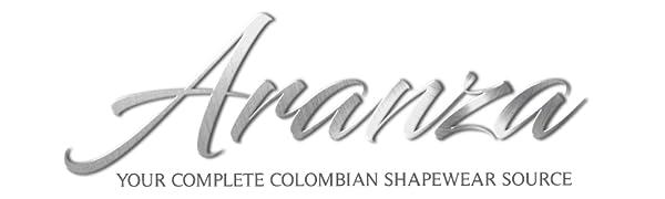 Aranza Logo Pantalones colombianos levanta cola butt lifting jeans butt lifter jean