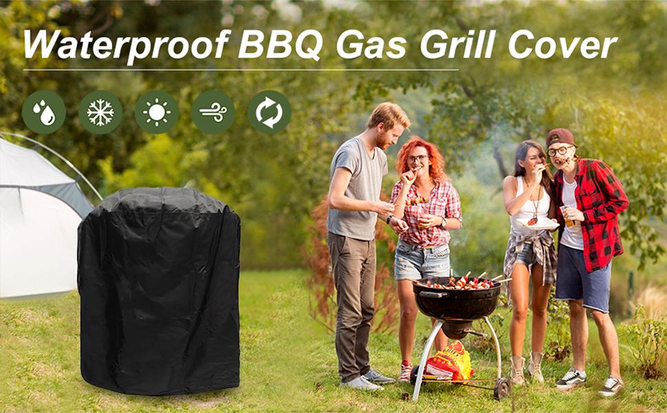 Amazon.com: cubierta para parrilla barbacoa cubierta Durable ...