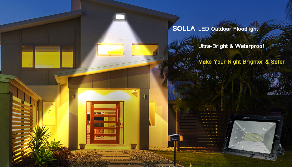 superb exterior house lights 4. Provide Super Bright, Shadow-free And Wide Beam Distribution Light For General Purpose Flood Lighting. IP65 Waterproof Outdoor Indoor. Superb Exterior House Lights 4 A