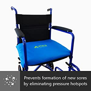 Purap Seat Cushion For Wheelchairs And Recliners Helps Prevent And Heal Pressure Sores Clinically