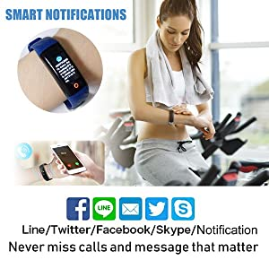 Fitness Tracker Activity Tracker Watch Smart Bracelet Pedometer Watch waterproof for women men kids