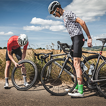 自行车打气筒二氧化碳充气机
