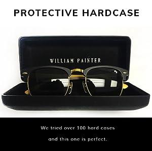 William Painter - The Empire Polarized Signature Sunglasses