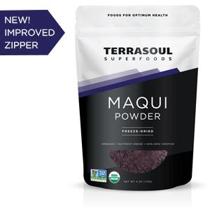 Amazon Com Terrasoul Superfoods Maqui Berry Powder Organic 4