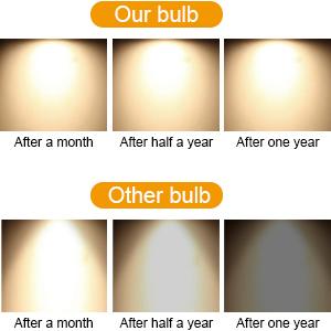 clear glass led bulb