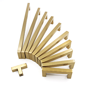 kitchen cabinet hardware gold