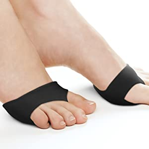 Metatarsal Pads for Women Men Foot Pads For Ball Of Feet. Gel Ball of Foot Cushions Mortons Neuroma