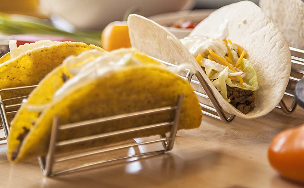 Wire Taco Holders