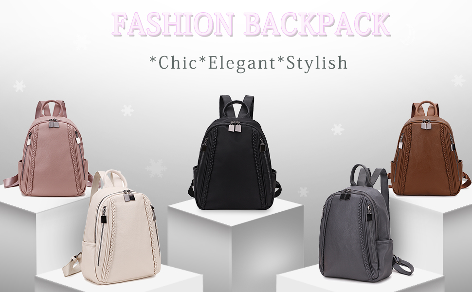 9b33ca9fac Amazon.com  Women Backpack Purse
