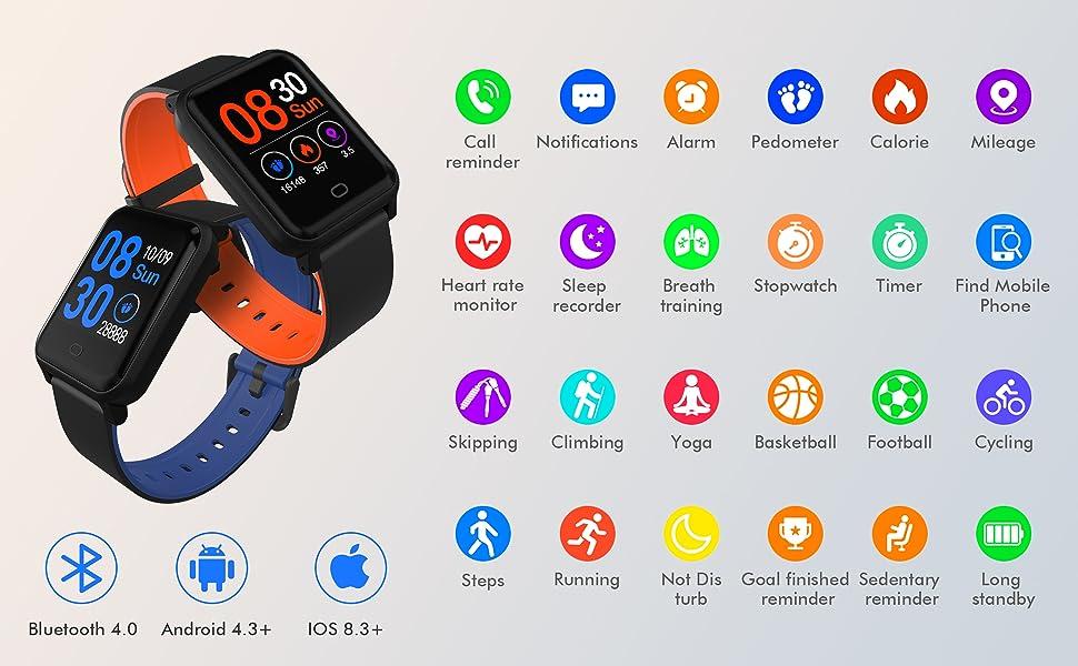 H706 Smart Watch