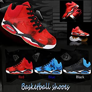 0ff4d12ecab COSDN Men s Basketball Shoes