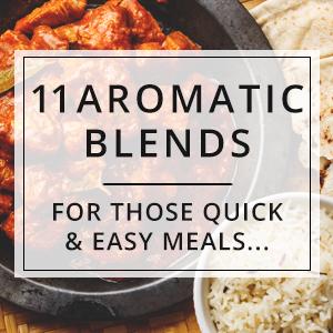 aromatic blends seasonings