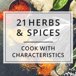 herbs and spices ingredients