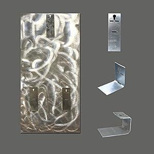 Back Side Of Aluminum