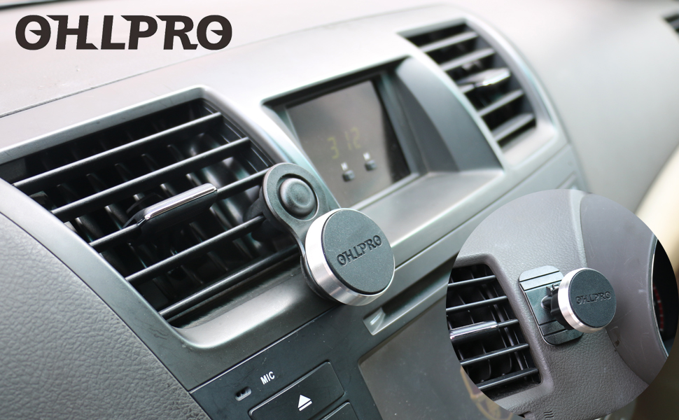 magnetic phone car mount