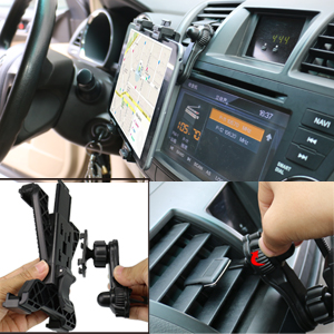Amazon.com: Tablet Holder Car Air Vent Mount,OHLPRO ...
