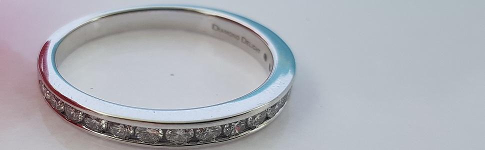Amazon.com: IGI certificado anillo de diamante, anillo de ...