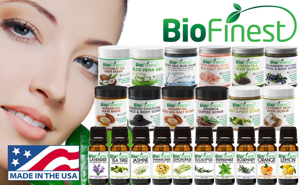 Biofinest has grown rapidly because of the superior quality of our products, including full range of aromatherapy essential oils, carrier oils, ...