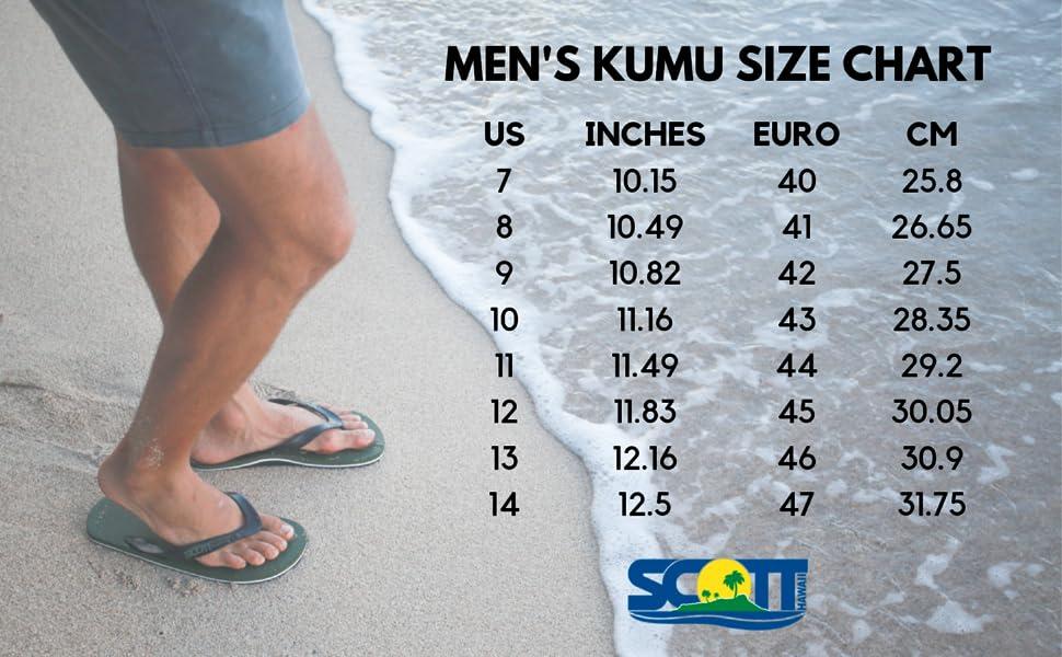Men Sandals Mens Scotts Kumu Wide