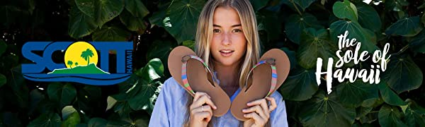 Scott Hawaii Women's Sandals