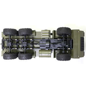 rc military truck