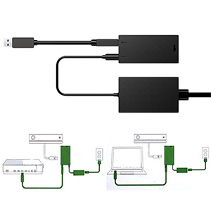 The ids Xbox Kinect Adapter, Windows PC Adapter Power Supply for Xbox Xbox One Sensor Cable Wiring Diagrams on