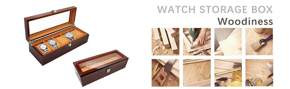 watch box wood