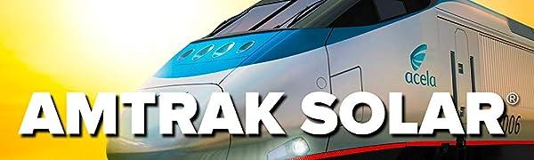 Amtrak Solar