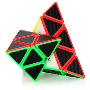 Rubik tam giác - Trò chơi phát triển trí tuệ tư duy hiệu quả