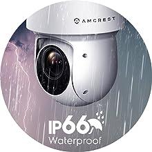 Waterproof Housing Feature - 858W