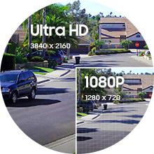 4K UltraHD Resolution