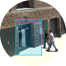 Motion Detection Feature - 858W