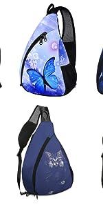icolor sling bag