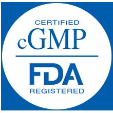 gmp fda certified